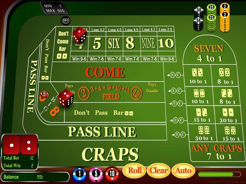 Flash gambling rules